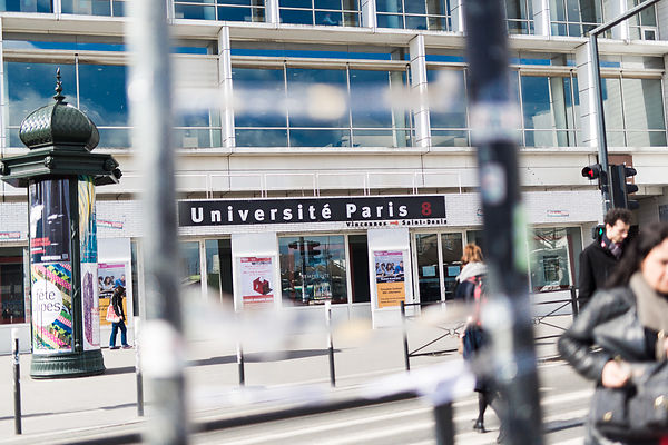 Universite Paris 8 - Saint Denis
