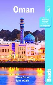 Cover Bradt guidebook Oman
