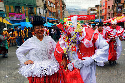Other Bolivian Carnivals photographs