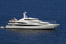 superyacht Lady Christine