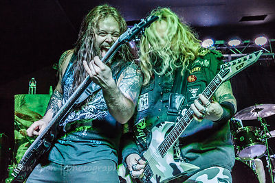 Mike Leon and Max Cavalera, Soulfly
