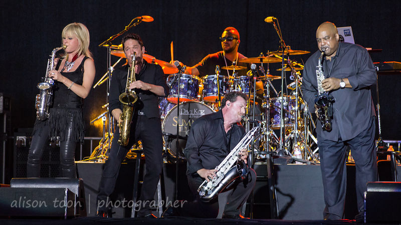 Dave Koz and Friends, Citrus Heights, 2013