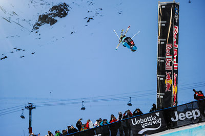Winter X-Games 2013, Tignes