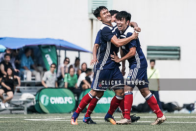 20180909 Central & Western vs South China photos