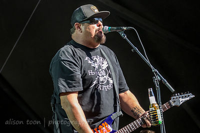 Fletcher Dragge of Pennywise, Aftershock 2014