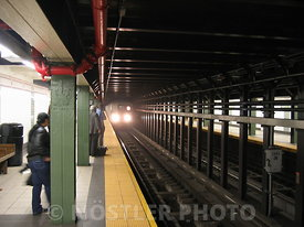 The New York City Subway