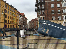 Shipwreck or a playground?!