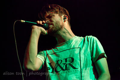 Trenton Woodley, vocals, Hands Like Houses