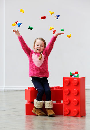 St Enoch Centre, Glasgow.17.2.16.Promotional pics for the Lego Swap Workshop with Lily (4)...More info from Sarah Stuart at Zero Waste Scotland.07715 066 461.sarah.stuart@zerowastescotland.org.uk...Pictures Copyright: Iain McLean.79 Earlspark Avenue.G43 2HE.07901 604 365.www.iainmclean.com.photomclean@googlemail.com.07901 604 365.ALL RIGHTS RESERVED.