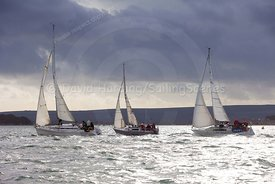 Commodore's Charity Pursuit Race,