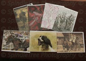 GREETINGS CARD SAMPLES