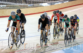 Master Points Race Qualifier. Track O-Cup #2, Milton, On, March 27, 2015