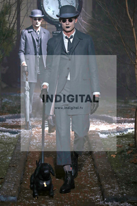 Thom Browne AW16 Collection photos