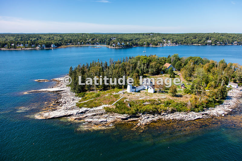 Burnt Island Light, Boothbay Harbor