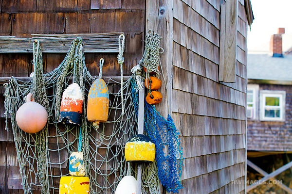 ROCKPORT FISHING VILLAGE CAPE ANN MASSACHUSETTS