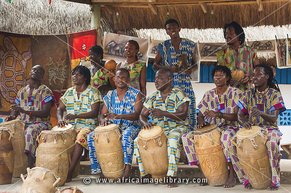 music in traditional african religiona