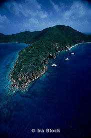 Frenchman's Cove, Virgin Islands