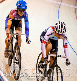 Women Sprint Final. Track O-Cup #2, Milton, On, March 28, 2015