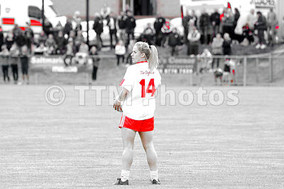Ulster Ladies IFC Final | Tyrone v Down | 300617 photos