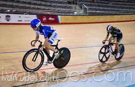 Women's Sprint 5-7 Final. 2015 Canadian Track Championships, October 8, 2015
