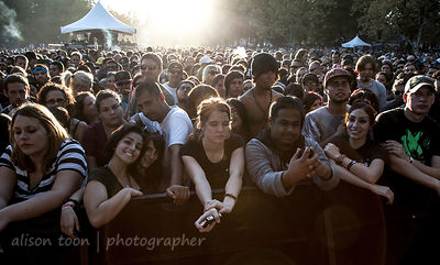 Fans of Deftones, Aftershock 2012