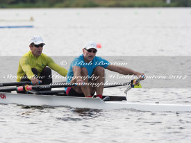 Taken during the World Masters Games - Rowing, Lake Karapiro, Cambridge, New Zealand; ©  Rob Bristow; Frame 3414 - Taken on: Sunday - 23/04/2017-  at 16:18.23