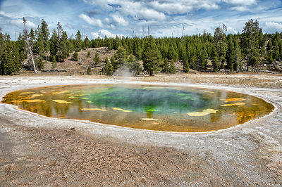 Yellowstone Beauty Pool