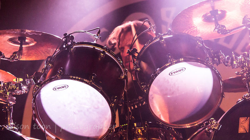 Dave Lombardo, drums, Dead Cross