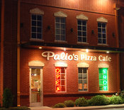 Food Stock Photos: Palio's Pizza Cafe