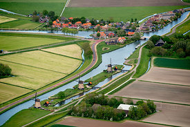 Rustenburg is a village in the province of North Holland in the Netherlands The village is known for the strike mills .