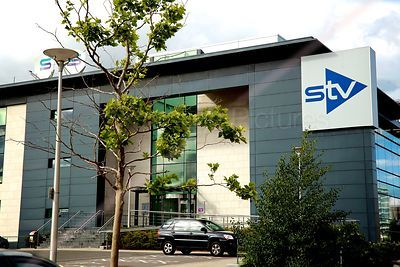 Studios of Scottish Television in Glasgow