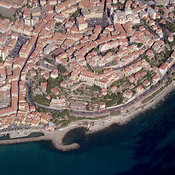 Imperia aerial photos