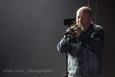 Neil Yates, trumpet, Marillion, PZ 2017, Sunday