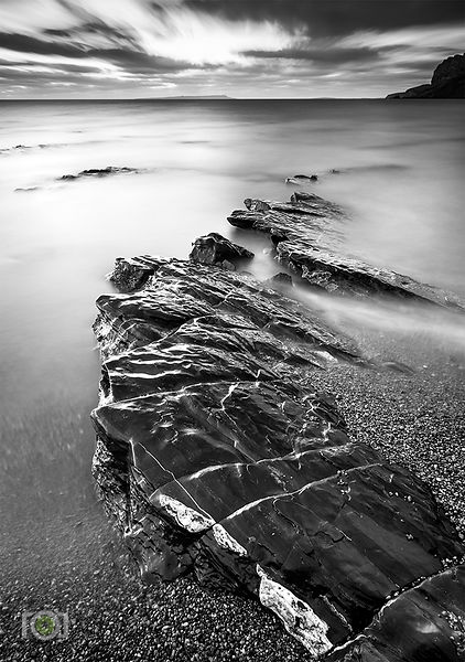 Rocks at Brandy Bay, Kimmeridge