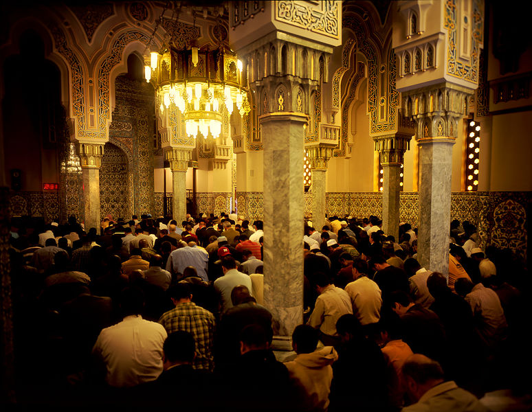ISLAM_TWL_Friday_Prayer_At_Mosque_TWL_Preview