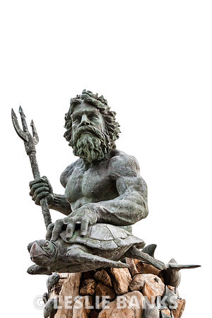 King Neptune Statue at Virginia Beach