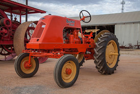 Newman WD2 tractor