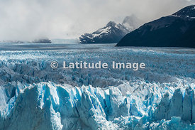 The Perito Moreno Glacier In Los Glaciares National Park, Patagonia