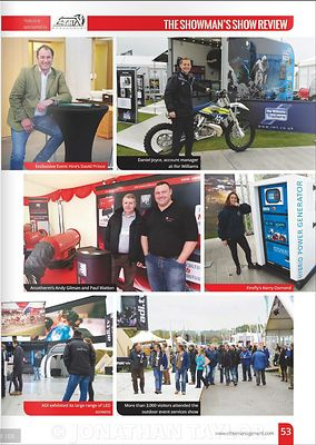Stand Out magazine - November 2015 - Showman's Show - page 53