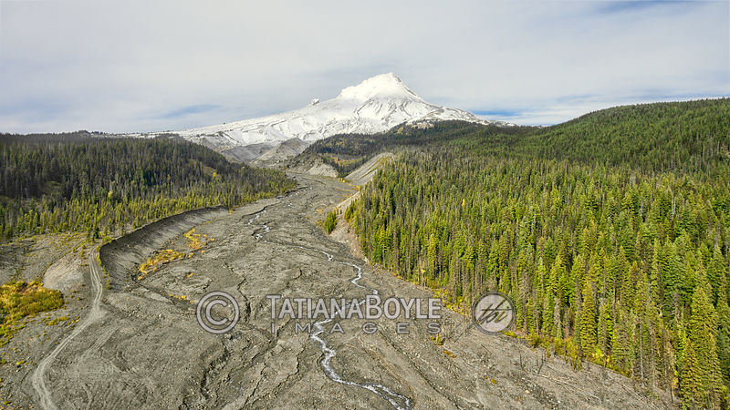 Mt. Hood & White River, Oregon
