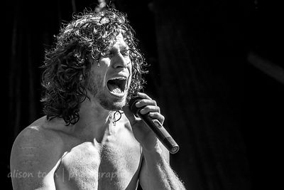 Jonny Hawkins, vocals, Nothing More