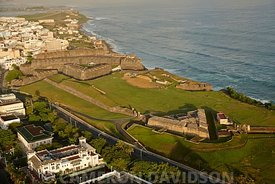 san juan puerto rico old san juan spanish design tourism commonwealth of puerto rico Caribbean tourists destination el morro island
