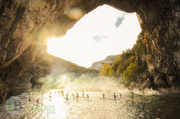 ### Marathon international des gorges de l'Ardèche ### photos