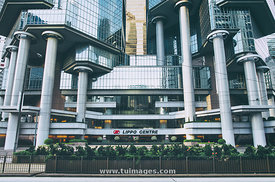 Lippo centre of hong kong