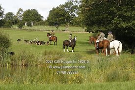2010-09-18 KSB Shepperton Farm Hound Exercise