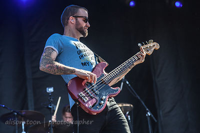 Rich Meyer, bass, Highly Suspect