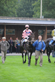 2.50pm Handicap Steeple Chase with winner Cruise In Style