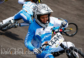 BMX, Toronto 2015 Pan Am Games, Centennial Park Pan Am BMX Centre, Etobicoke; July 11, 2015