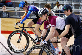 Women Sprint Semifinal. Track O-Cup #2, Milton, On, March 28, 2015