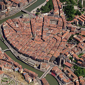 Bilbao aerial photos